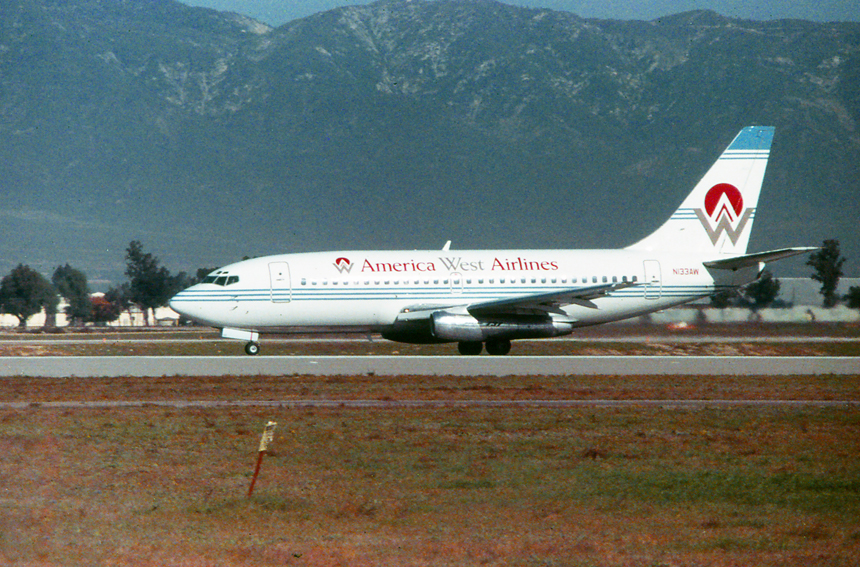 One Of The Post Deregulation Successful Airline Start Ups Was America West Airlines Based In Phoenix Arizona Commencing Operations August 1983